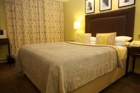 Double room at Hallmark Manchester