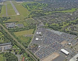 Ariel picture of Airparks Birmingham