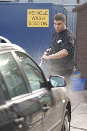 Birmingham Airparks Car Wash