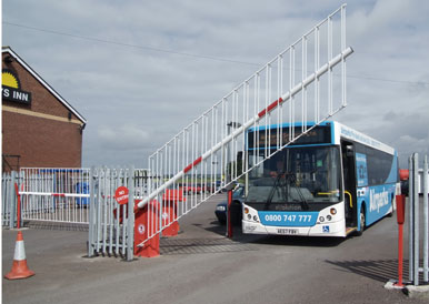 Airparks Cardiff New Bus
