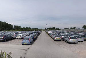 Airparks East Midlands Car Park
