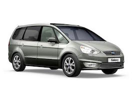 Ford Galaxy Rental