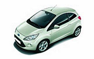 Ford Ka Rental