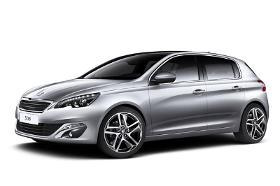 Peugeot 308 Rental