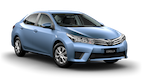 Toyota Corolla Rental