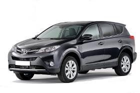 Toyota Rav4 Rental