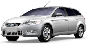 TTTA Ford Mondeo