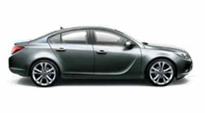 Vauxhall Insignia Rental
