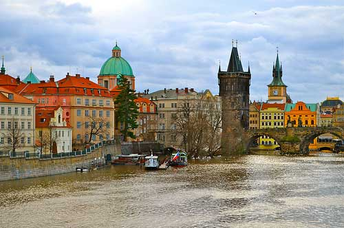 Spring city breaks, Prague