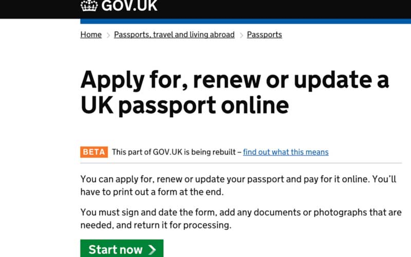 How to get a passport for baby applying for a baby passport ccuart Image collections