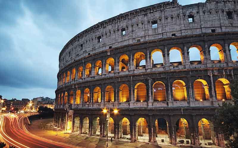 Rome city break.