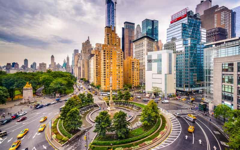 NYC city break.