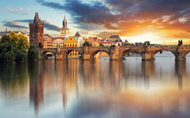 Prague city breaks holiday.