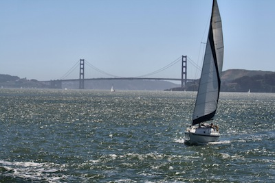 Sailing, San Francisco