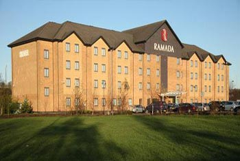 Glasgow airport Ramada hotel