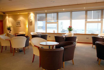 Executive Lounge Cardiff airport