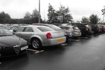 Liverpool car parks
