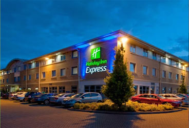 Holiday Inn Derby with Jet Parks 2