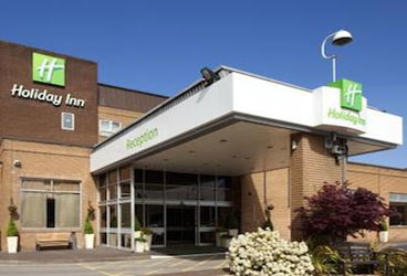 Holiday Inn Eastleigh with parking at the hotel