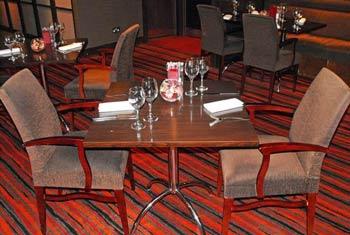 gatwick crowne plaza restaurant