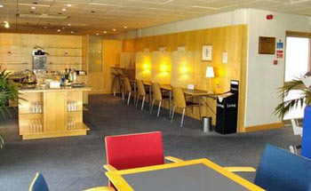 teesside airport lounges