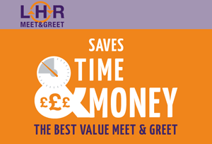 Heathrow Meet and Greet Offer