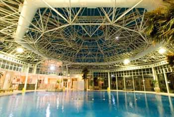 Hilton Birmingham pool