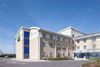 Stay at a hotel at Cardiff airport