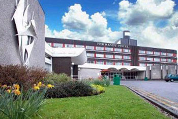 Book a Glasgow airport hotel