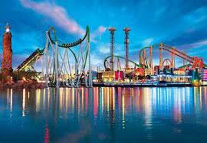 Orlando Universal Adventure Park