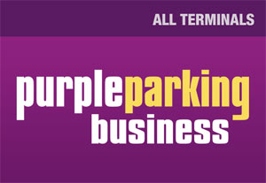 Purple Parking at Heathrow