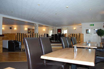 Holiday Inn Express Cardiff airport restaurant