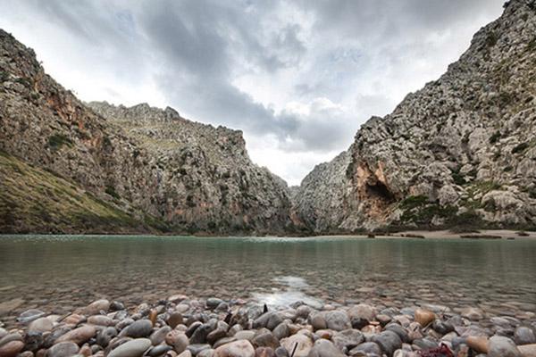 Torrent de Pareis Sa Calobra Mallorca