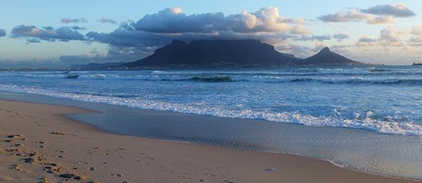 Meer in Kapstadt