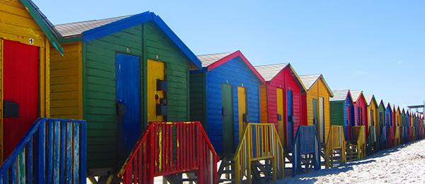 Strandhaus in Kapstadt