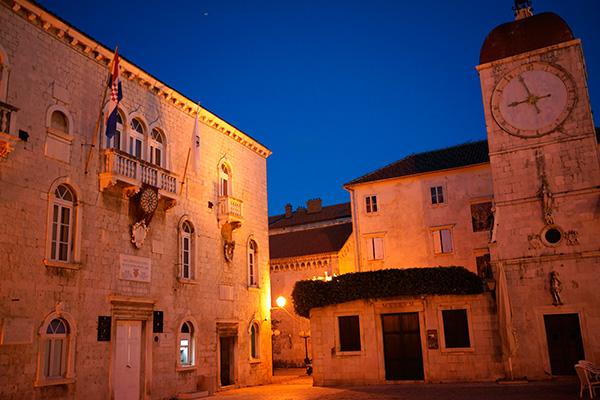 Stadt Kroatien