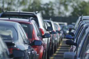Manchester airport Short Stay parking