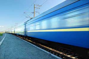 Travel to Manchester airport by rail