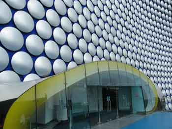 The Bullring shopping centre in Birmingham. Used under creative commons license from U-g-g-B-o-y-