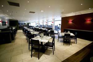 Manchester Crowne Plaza restaurant