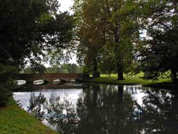 Audley End House and Gardens. Used under creative commons license from Alex Lecea