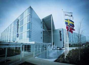 Stansted Radisson SAS hotel
