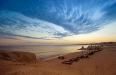 Sharm-El-Sheikh in Egypt