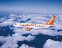easyJet from Luton Airport