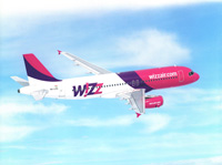 Wizz Air launches web check-in Budapest