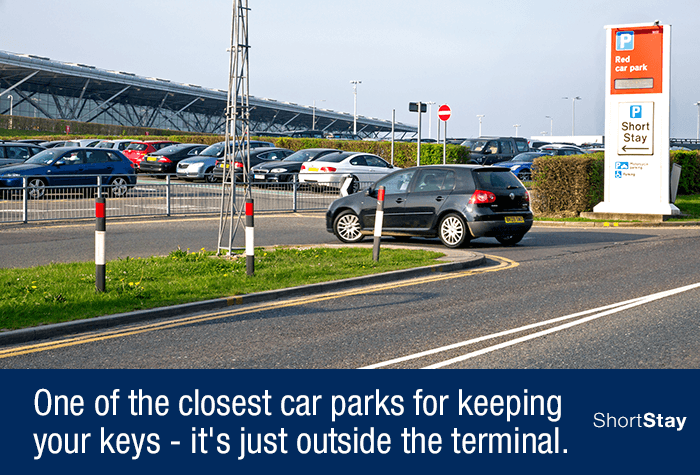 Gatwick Airport Short Stay Car Park