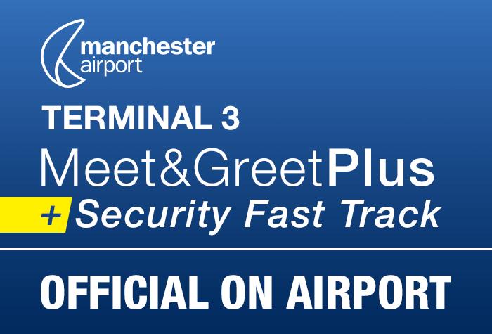 manchester airport car parking terminal 3 meet greet