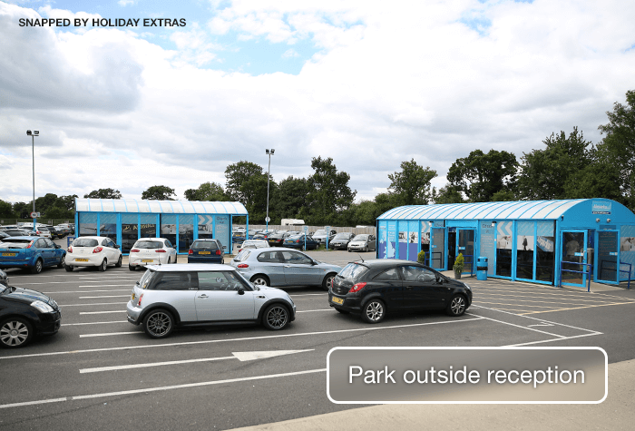 Bristol Airport Car Parking Holiday Extras