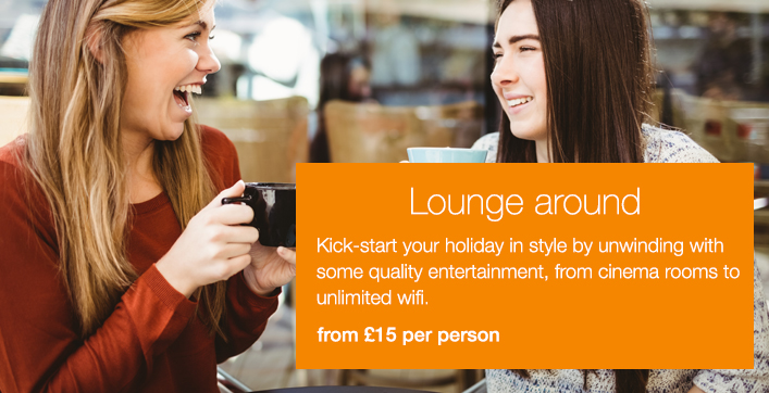 Lounge Around, from £15