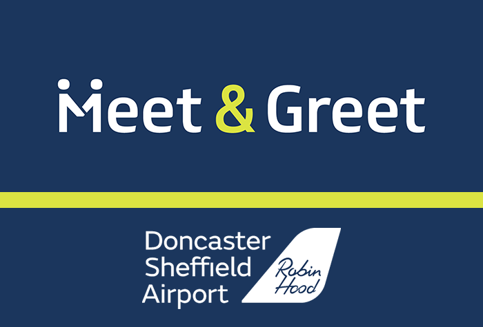 Doncaster airport meet and greet parking directions and map m4hsunfo